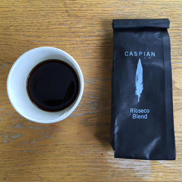 Caspian Coffee [Ríoseco Blend] by Caspian for sale on hellomerch.com