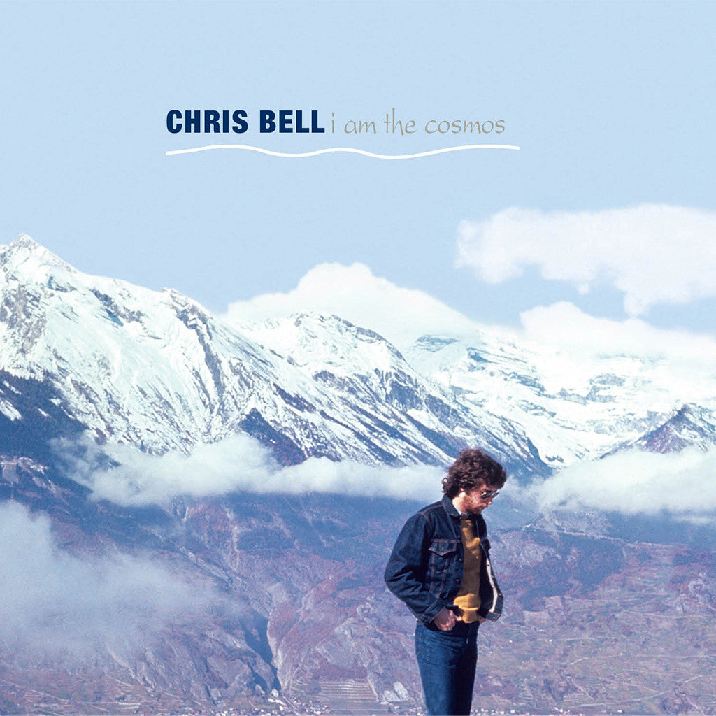 Chris Bell - I Am The Cosmos CD - Ardent Music - Hello Merch