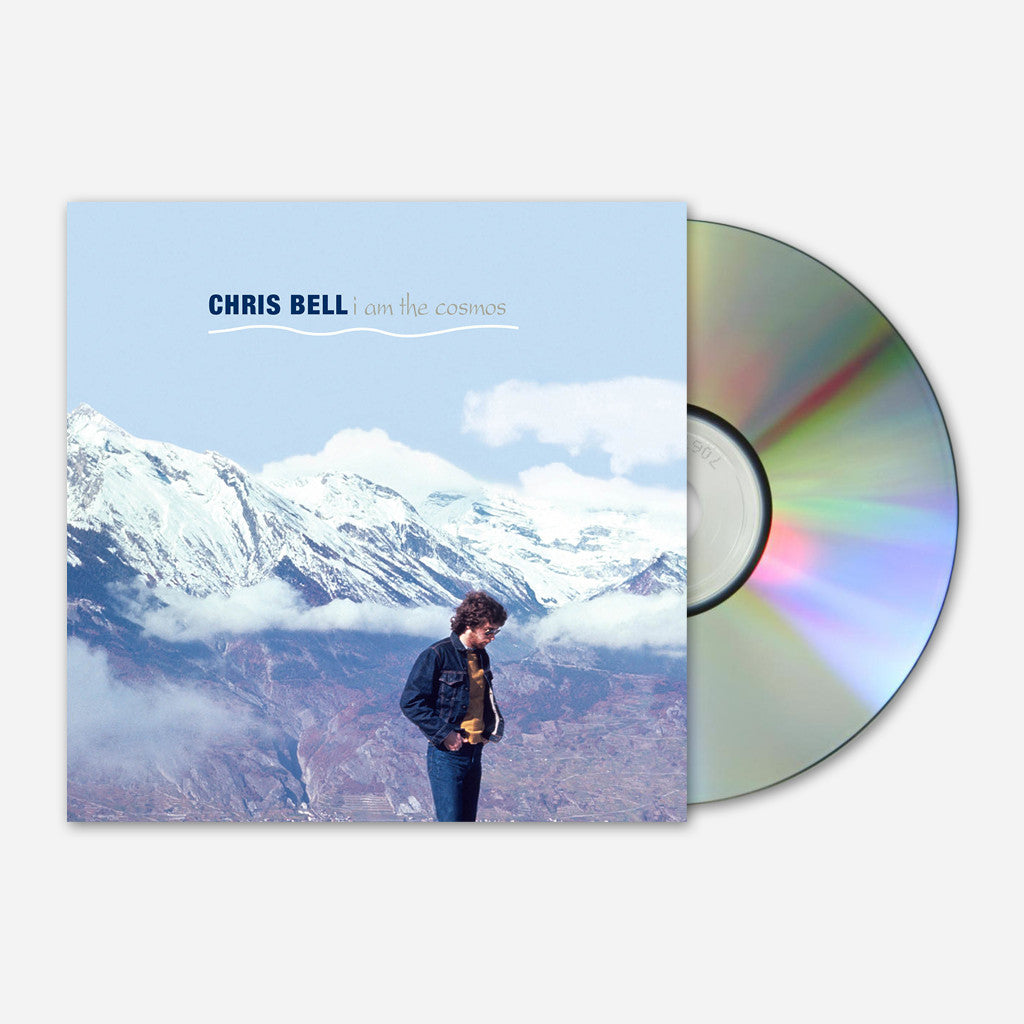 Chris Bell - I Am The Cosmos CD