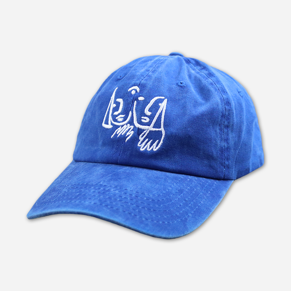 Personal Best Blue Dad Hat