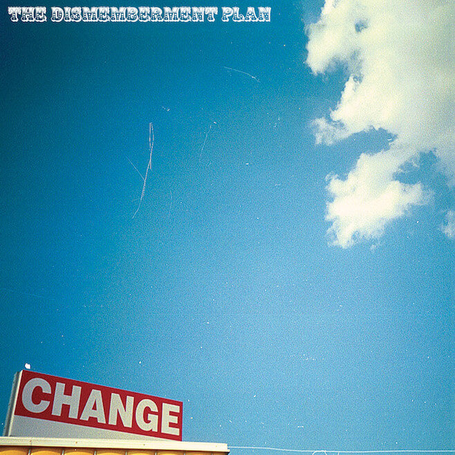 Change CD - The Dismemberment Plan - Hello Merch