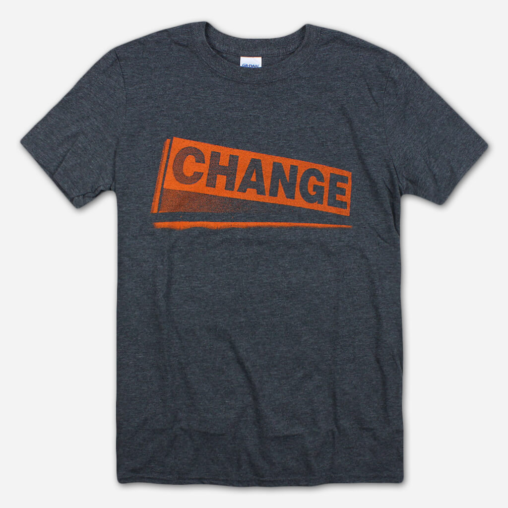 Change Dark Heather T-Shirt