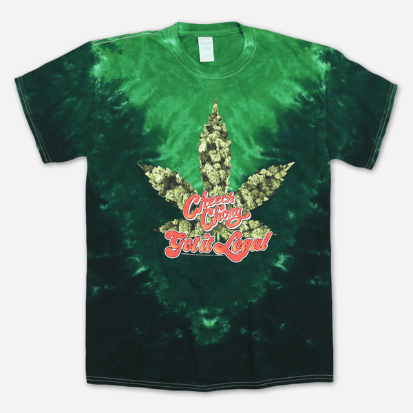 3393c8bcf Got It Legal Tie Dye T-Shirt by Cheech and Chong for sale on hellomerch