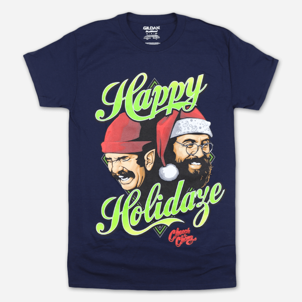 Holidaze Navy T-Shirt