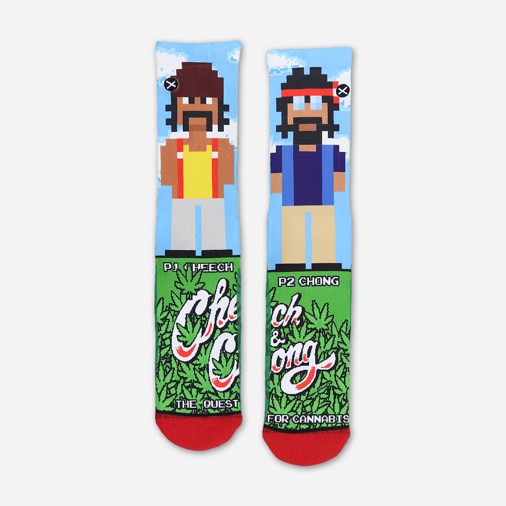 Player 1 + Player 2 Socks