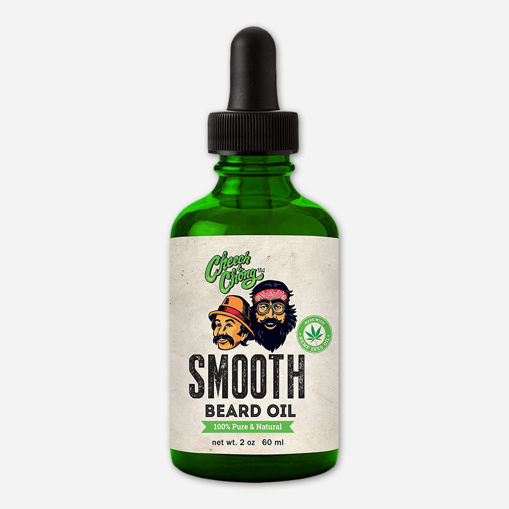 SMOOTH Beard Smoothing Oil - Cheech and Chong - Hello Merch