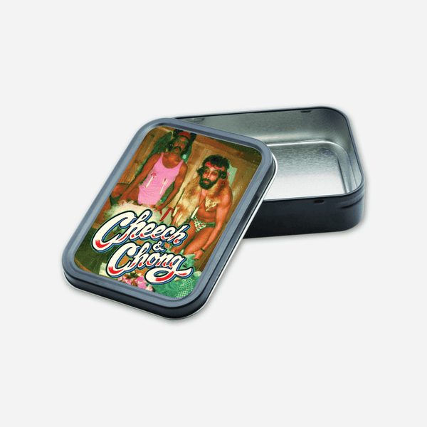 Ballerina Stash Tin by Cheech and Chong for sale on hellomerch.com