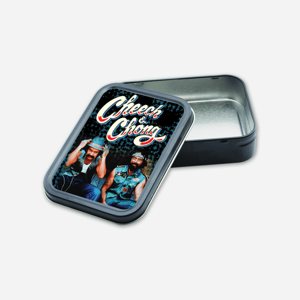 The Guys Stash Tin by Cheech and Chong for sale on hellomerch.com
