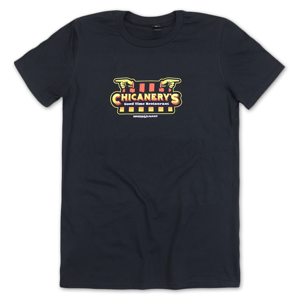 Chicanery's Black T-Shirt