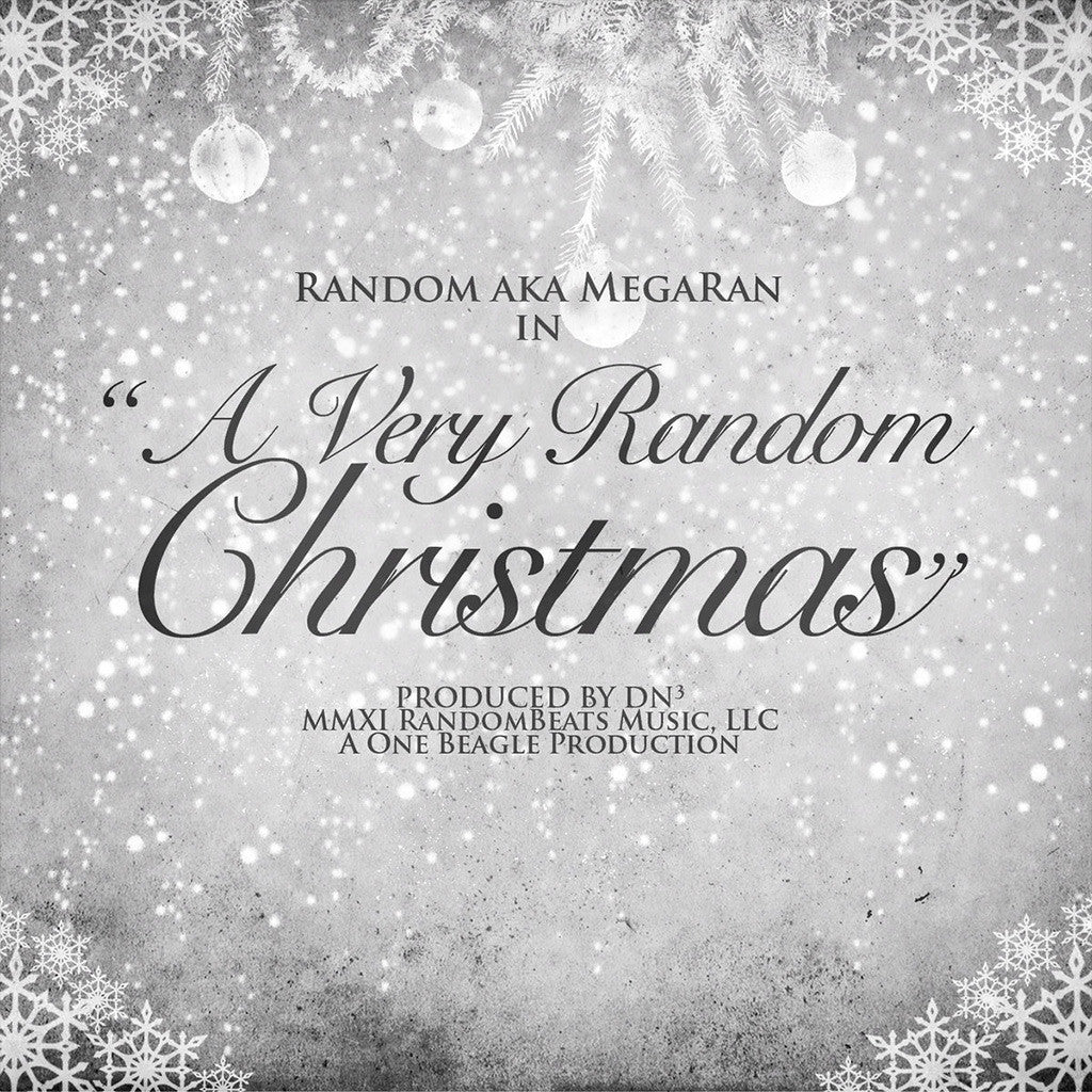 A Very Random Christmas CD