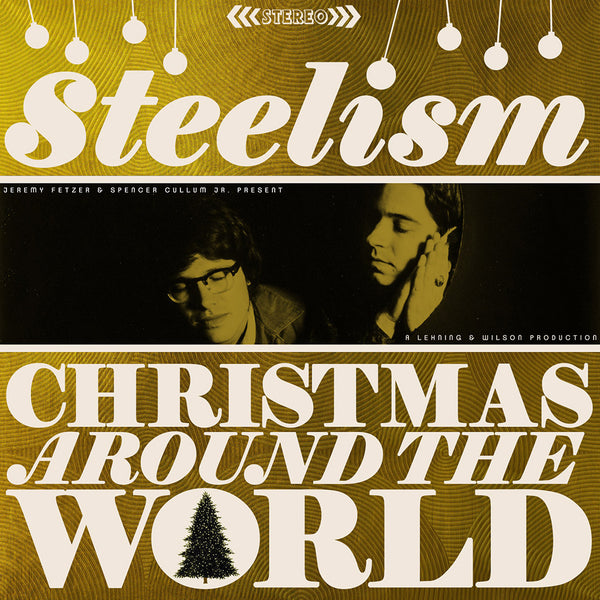 Christmas Around the World Single Digital Download by Steelism for sale on hellomerch.com