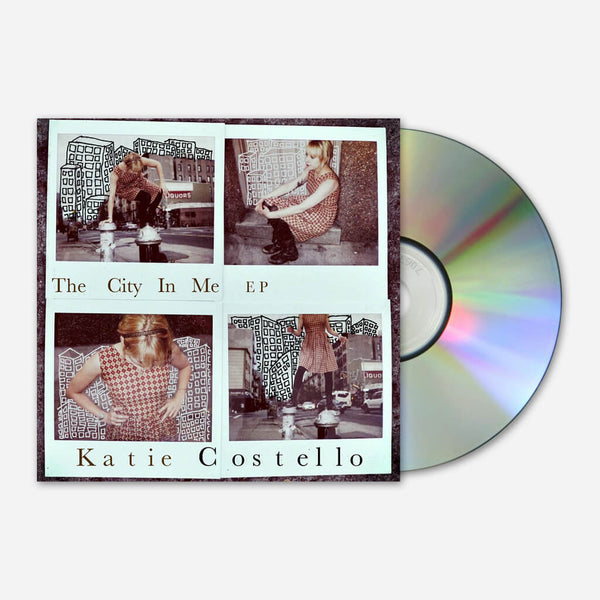 The City In Me - EP (Audio CD) by Katie Costello for sale on hellomerch.com