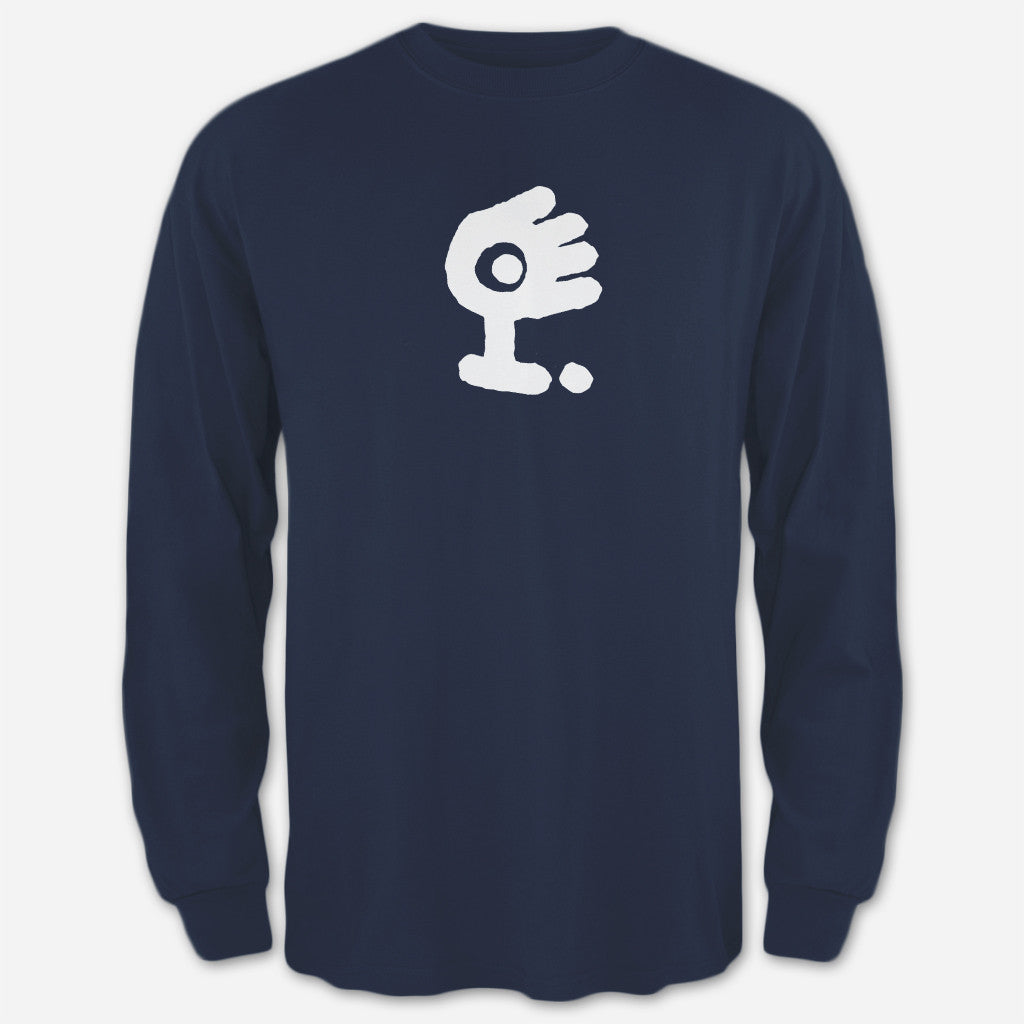Classic Navy Blue Long Sleeve