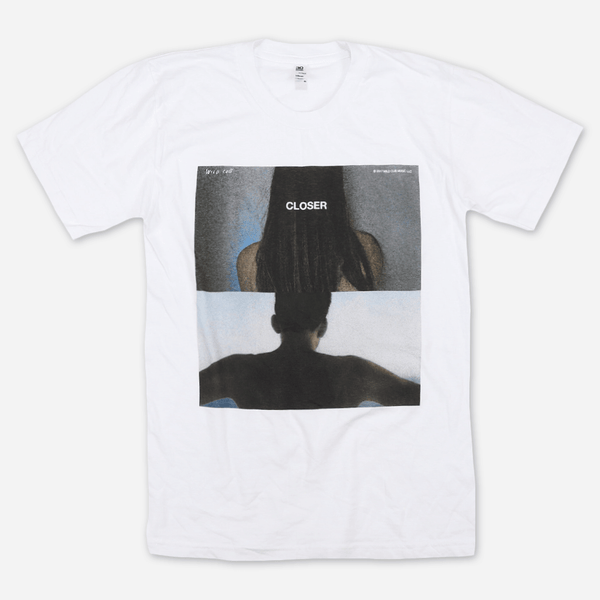 Closer White T-Shirt by Wild Cub for sale on hellomerch.com