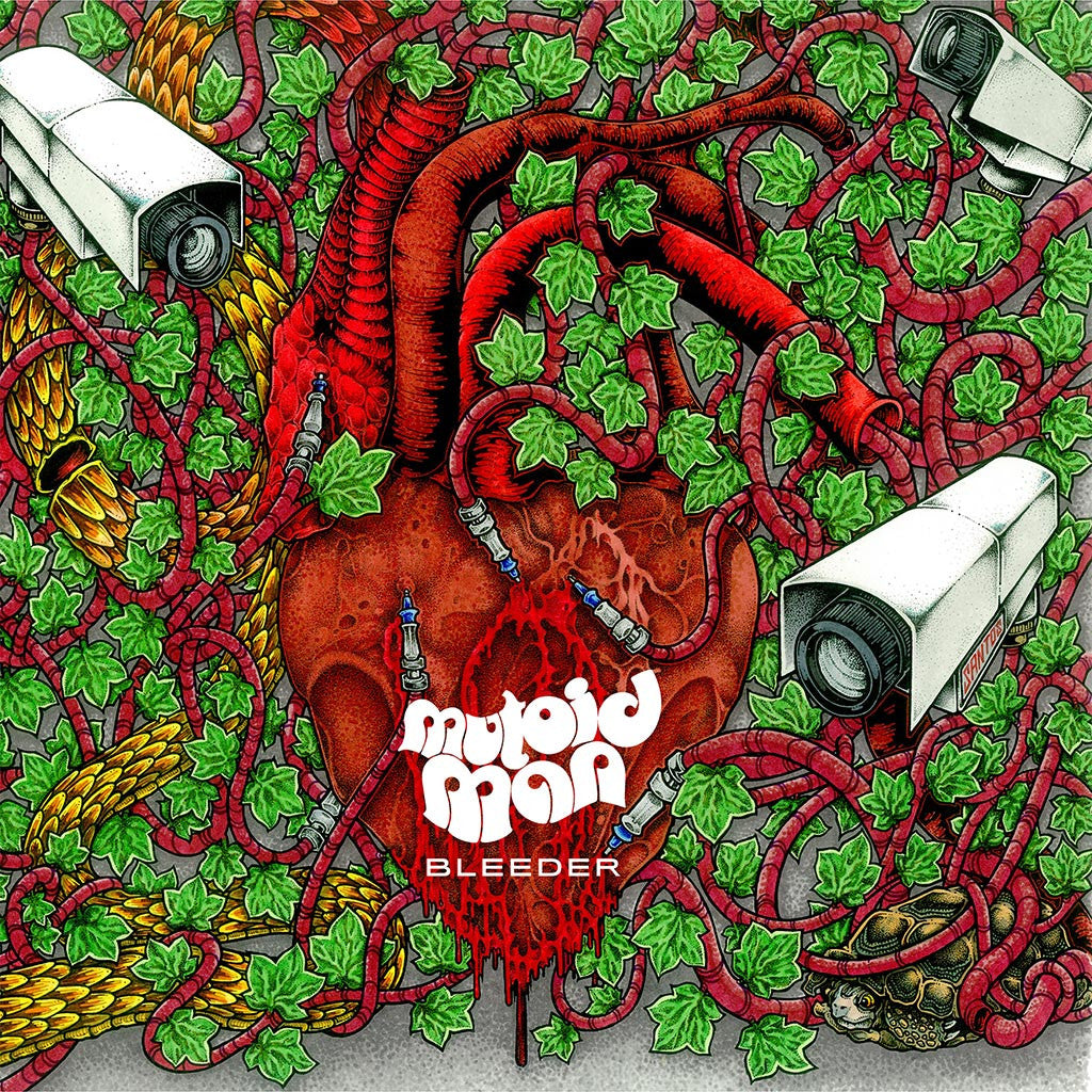 Bleeder CD - Mutoid Man - Hello Merch