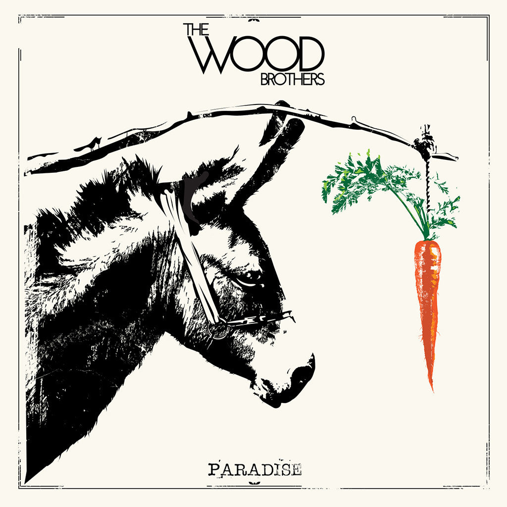 Paradise - The Wood Brothers - Hello Merch