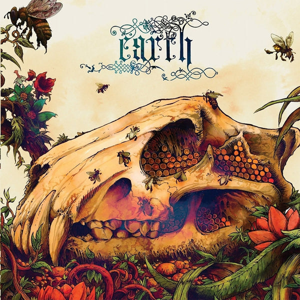 The Bees Made Honey in the Lion's Skull CD or Double Vinyl by Earth for sale on hellomerch.com