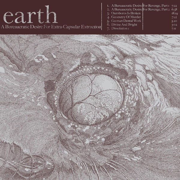 A Bureaucratic Desire for Extra-Capsular Extraction CD by Earth for sale on hellomerch.com