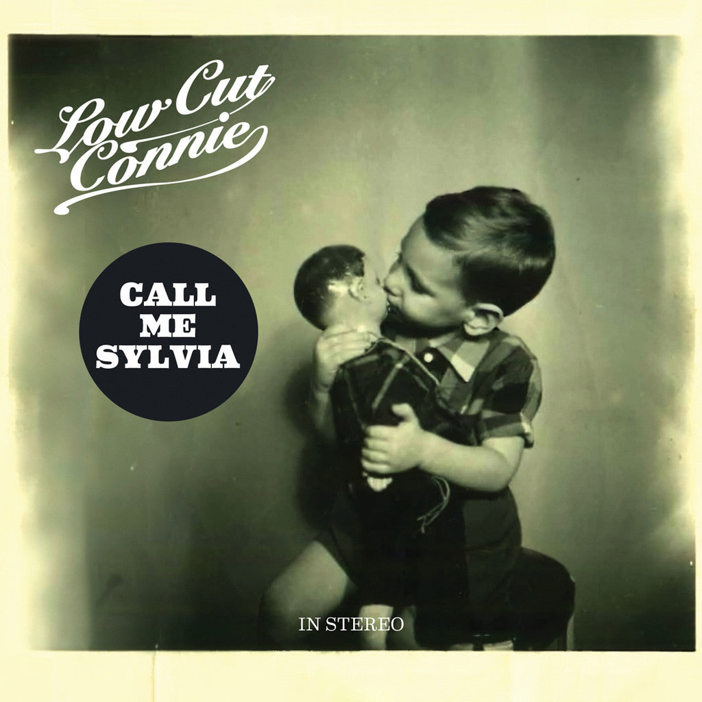 Call Me Sylvia CD - Low Cut Connie - Hello Merch