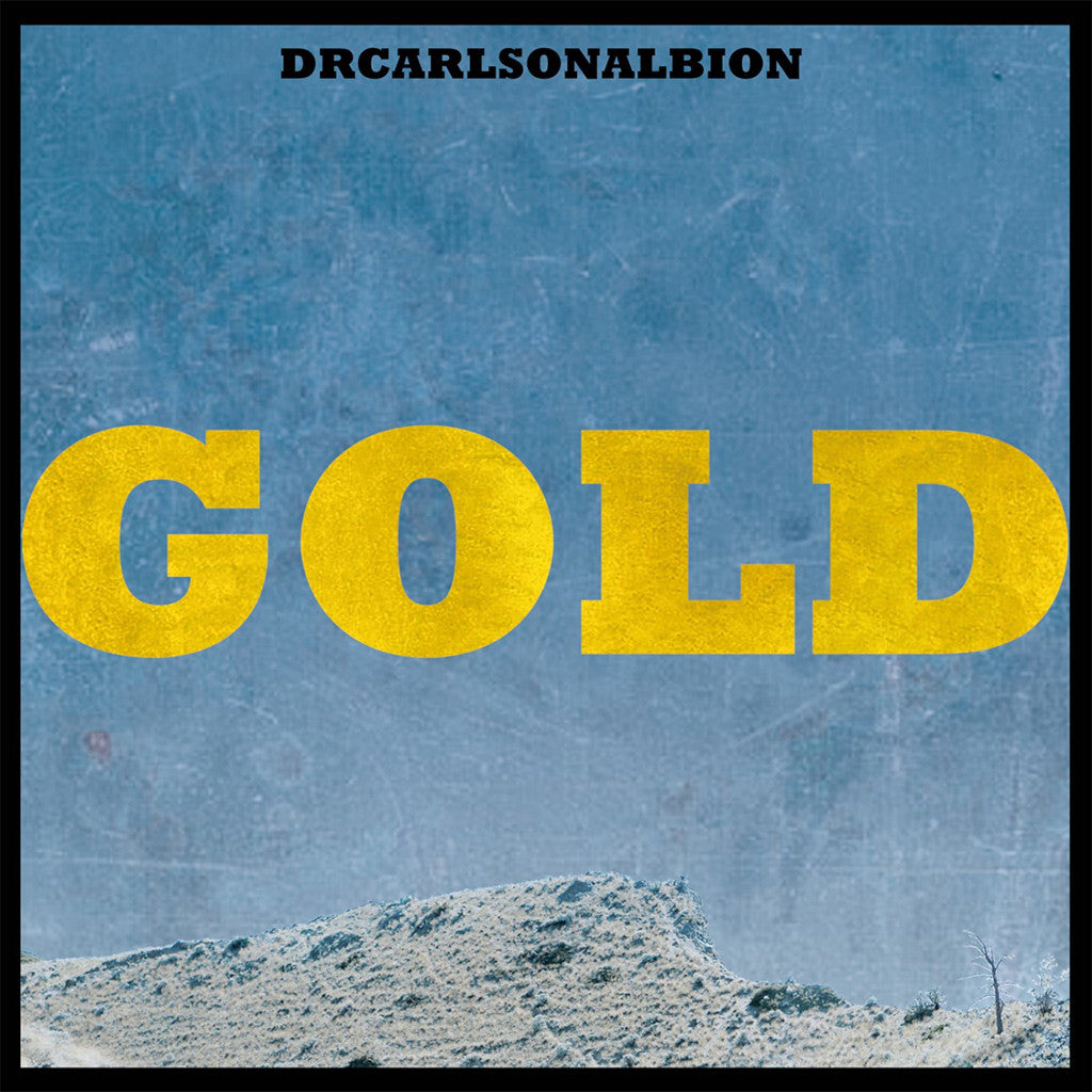 "DrCarlsonAlbion Gold 12"" Black Vinyl"