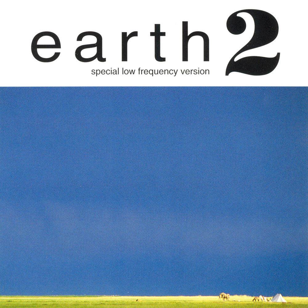 Earth 2: Special Low-Frequency Version CD or Vinyl - Earth - Hello Merch