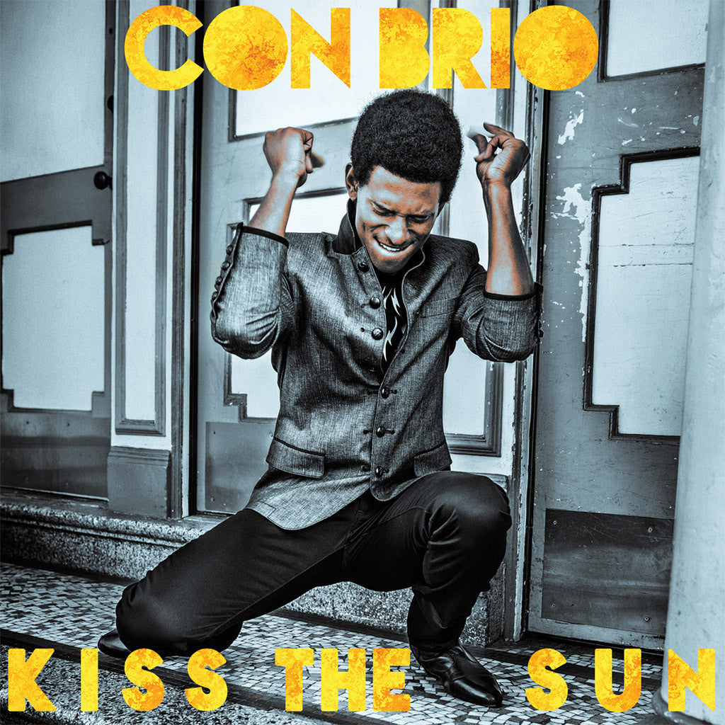 Kiss The Sun CD