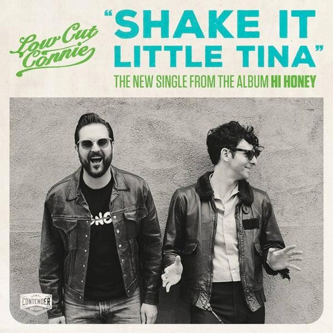 "Shake It Little Tina 7"" Vinyl"