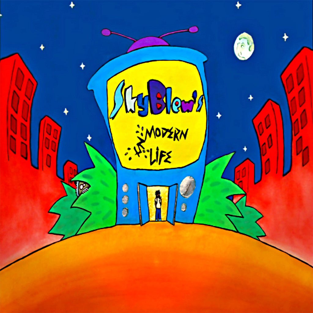 SkyBlew's UNModern Life CD