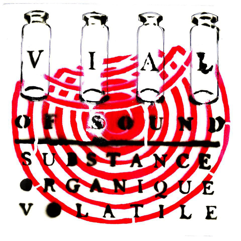 "Vial of Sound - Substance Organique Volatile 12"" EP"