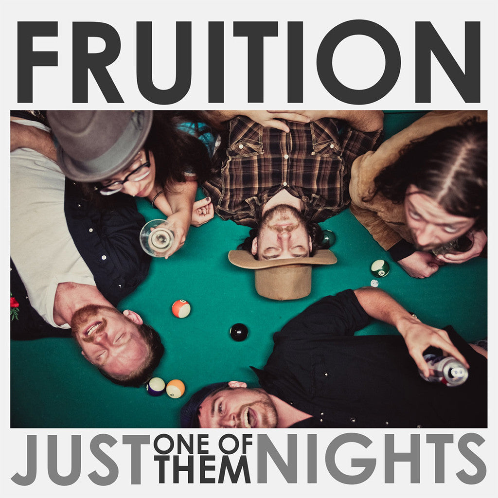 Just One of Them Nights CD - Fruition - Hello Merch