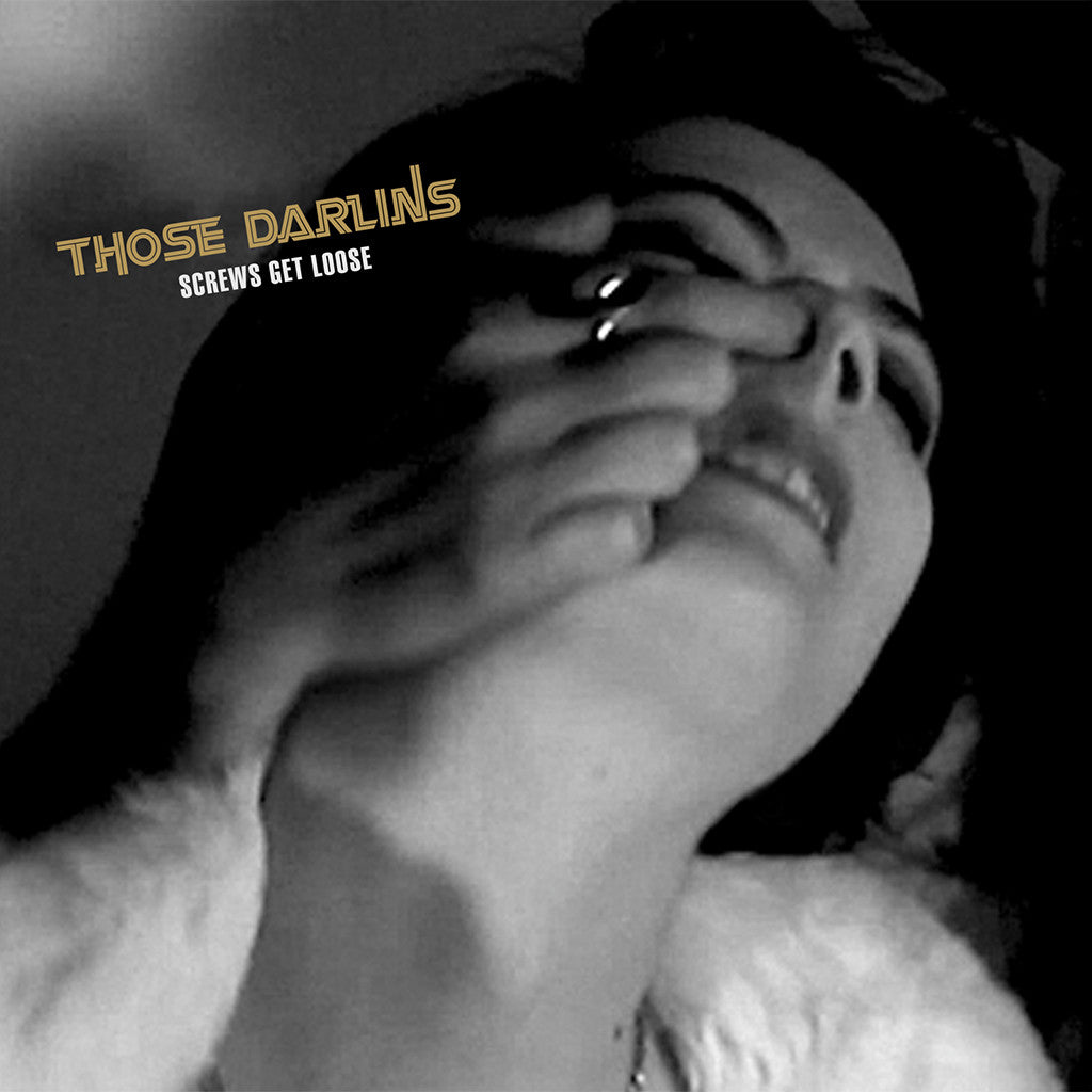 Screws Get Loose CD - Those Darlins - Hello Merch