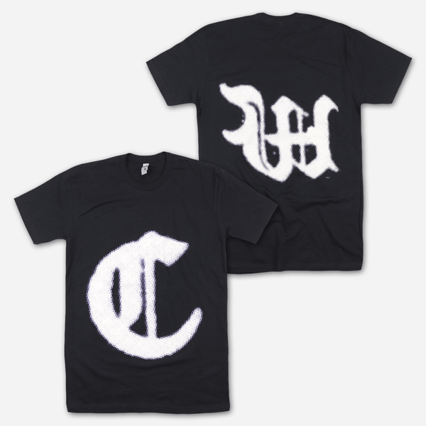 C W Black T-Shirt by Chelsea Wolfe for sale on hellomerch.com