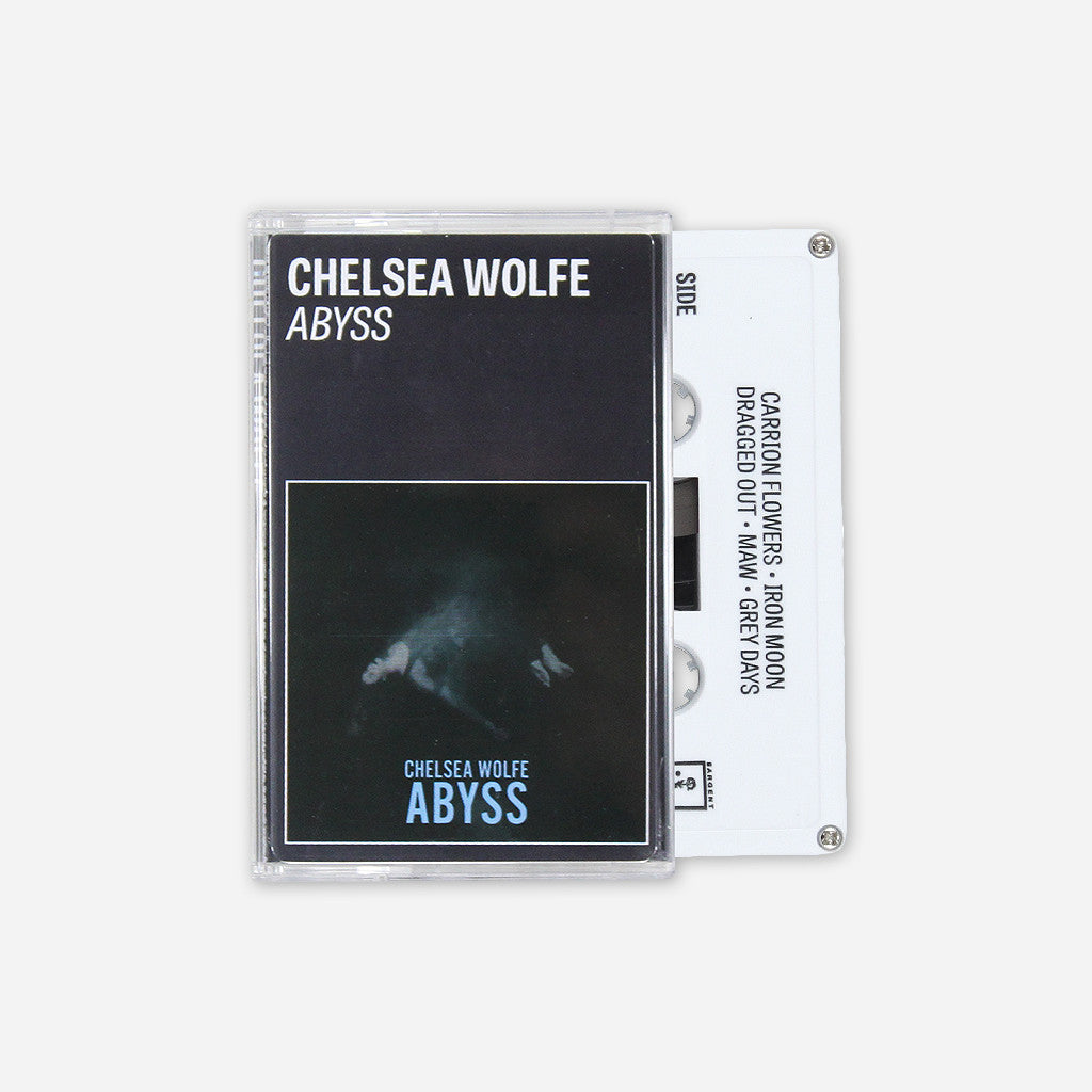 Abyss Cassette Tape - Chelsea Wolfe - Hello Merch