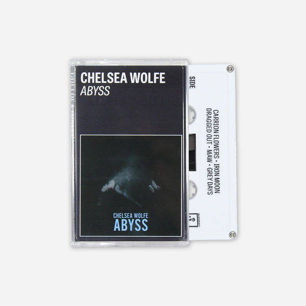 Abyss Cassette Tape by Chelsea Wolfe for sale on hellomerch.com