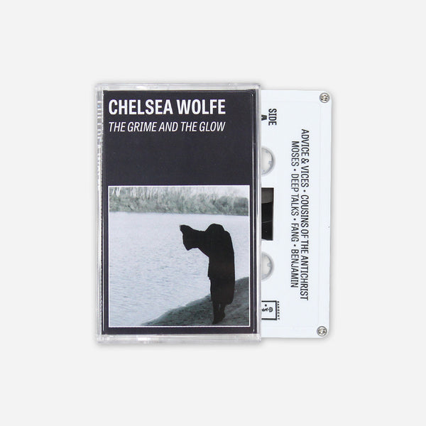The Grime And The Glow Cassette Tape by Chelsea Wolfe for sale on hellomerch.com