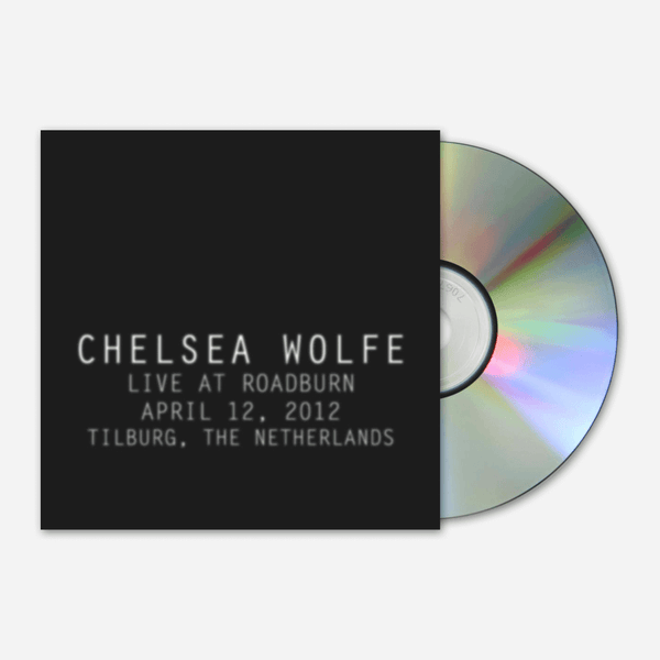 Live At Roadburn CD by Chelsea Wolfe for sale on hellomerch.com