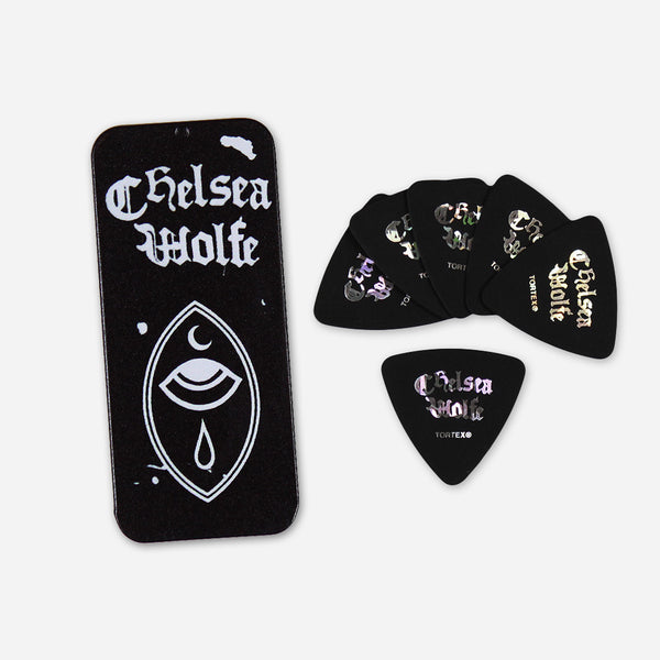 Chelsea Wolfe Pick Tins by Chelsea Wolfe for sale on hellomerch.com