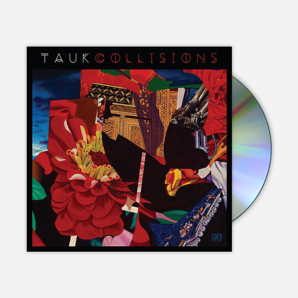 Collisions 2014 CD by TAUK for sale on hellomerch.com