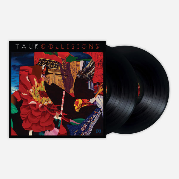 Collisions 2014 Vinyl by TAUK for sale on hellomerch.com