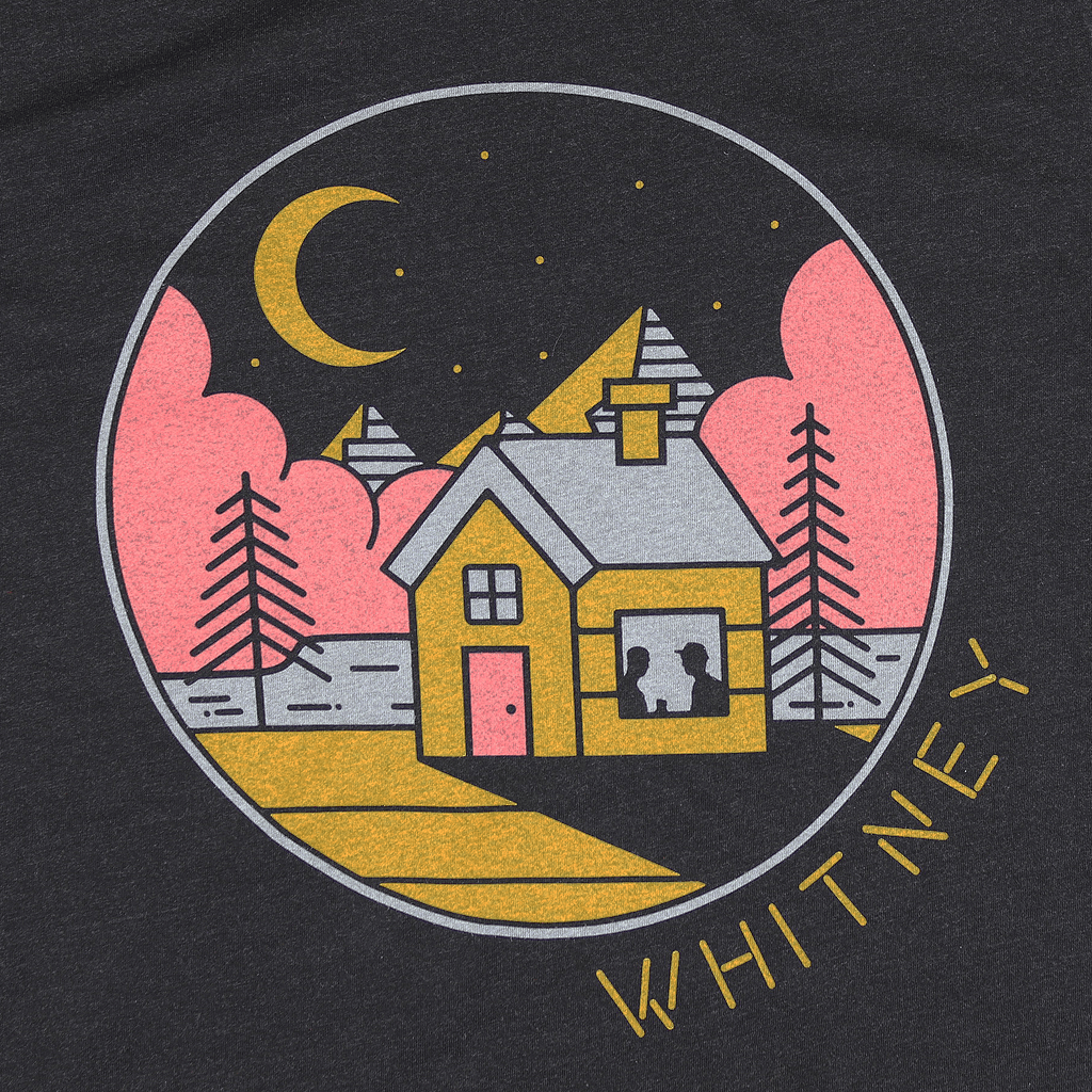 Cabin Black Heather T-Shirt