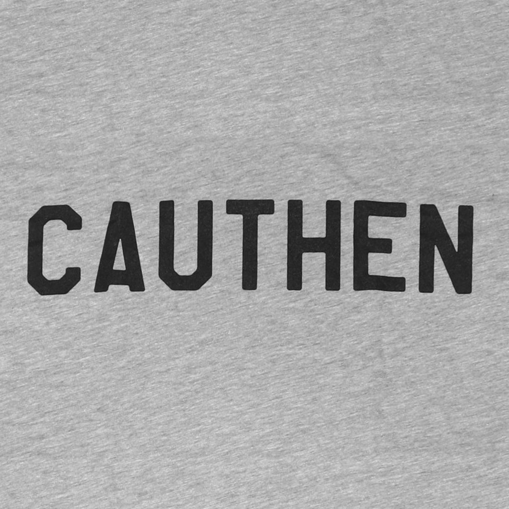 Cauthen Heather Grey T-Shirt