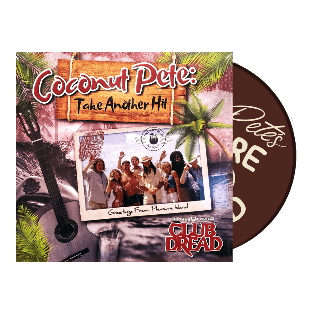 "Coconut Pete - Take Another Hit 12"" Vinyl"