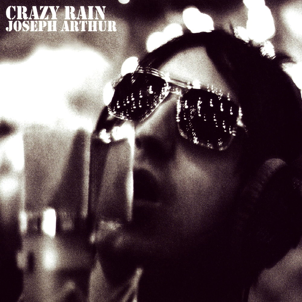 Crazy Rain CD - Joseph Arthur - Hello Merch