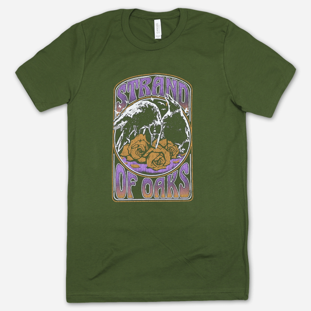 Crows Olive T-Shirt