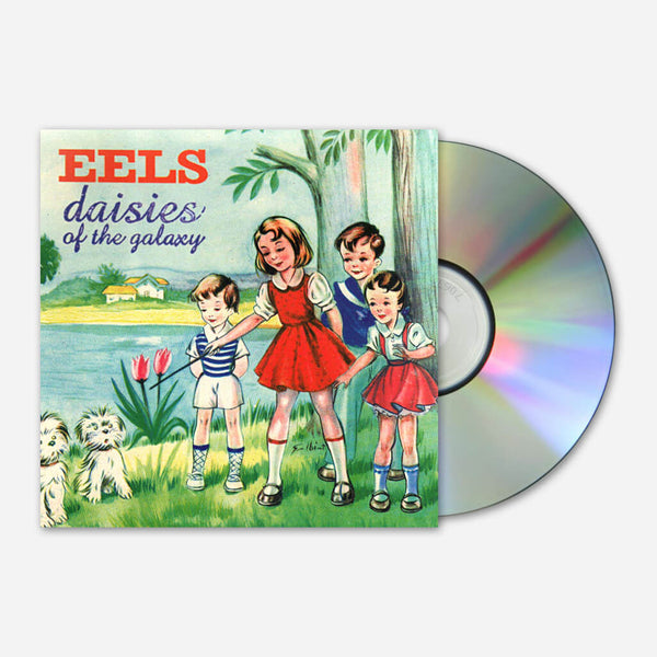 Daisies of the Galaxy CD by Eels for sale on hellomerch.com