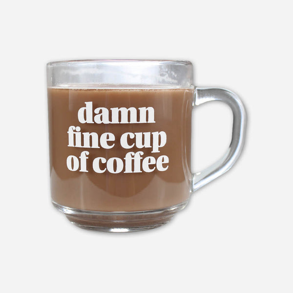 Damn Fine Coffee Mug by Oui Fresh for sale on hellomerch.com