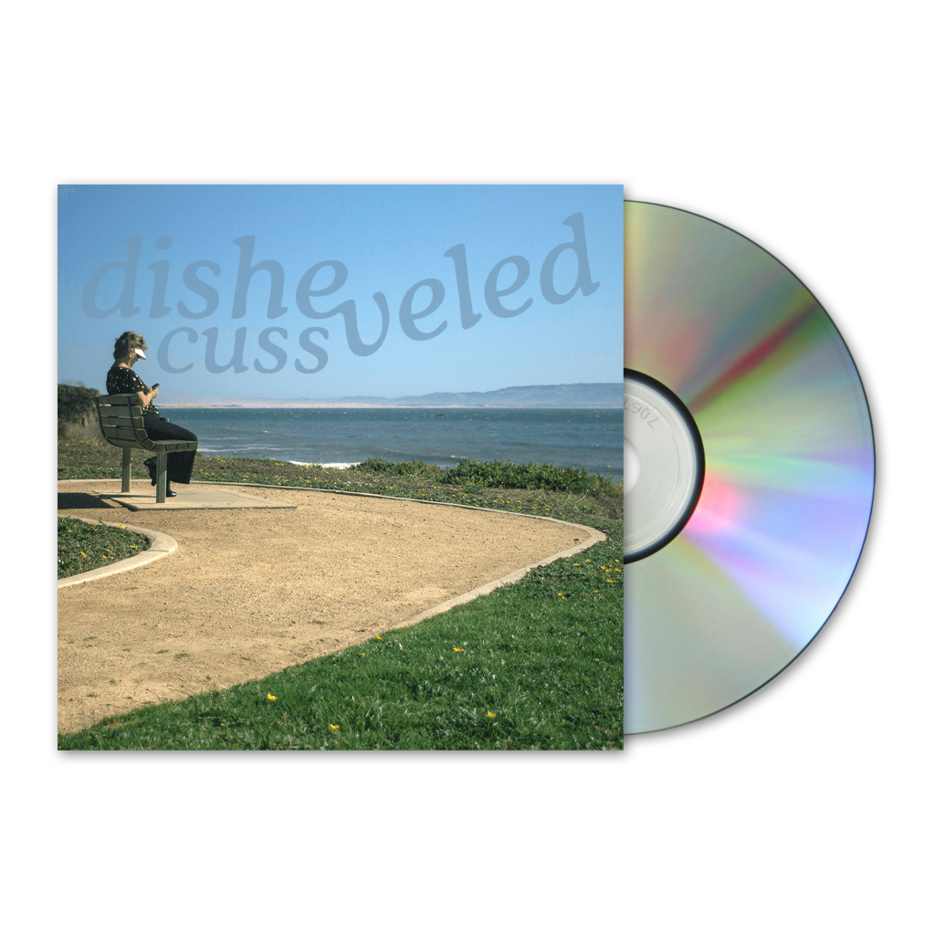 Disheveled Cuss CD