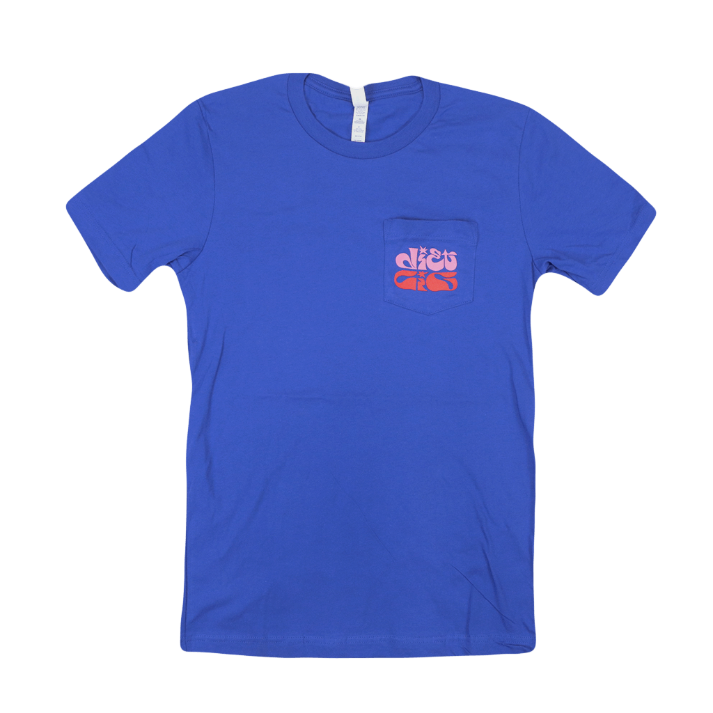 Band + Crew Royal Blue Pocket T-Shirt