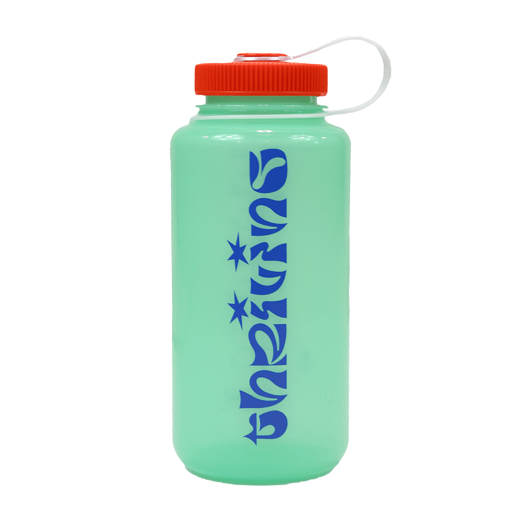 Glow-in-the-Dark Thriving Water Bottle