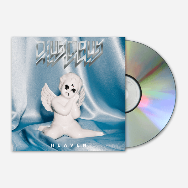 Heaven CD by Dilly Dally for sale on hellomerch.com